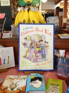 Children's Book Week is celebrated Saturday May 10th