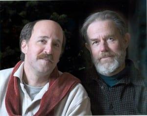 David and George Lewis