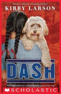"The August 28 events will mark the publication of the children's book ""Dash"", by Newberry Award winning author."