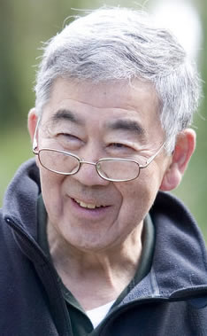 Donna Harui's much-revered father, Junkoh Harui. Junkoh died in 2008, in the year of his 50th wedding anniversary with Chris, Donna's Mother.