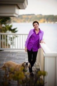 Caroline Flohr, author of Heaven's Child