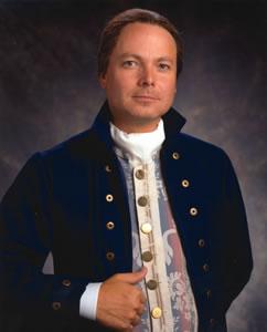 Clay Jenkinson as Jefferson