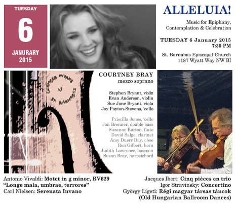 Read the details of the concert at http://www.intimatemusicseries.com/