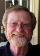Ken Pyburn, who, in this podcast, is interviewed via skype from his home in Portland Oregon