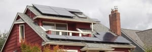 Panels installed by A&R Solar