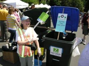 Recycling in 2012 ... With Regina Spoor