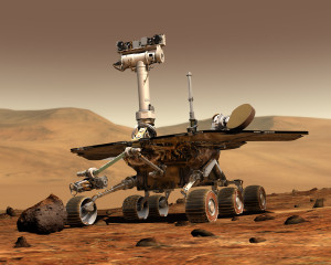 The Mars Rover will be among the subjects of the planetarium show