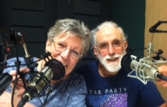 Sue Barrington of Waterfront Center and Dale Spoor of the Bainbridge Ometepe Sister Islands Association (BOSIA)