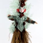 One of Danna Watson's dolls