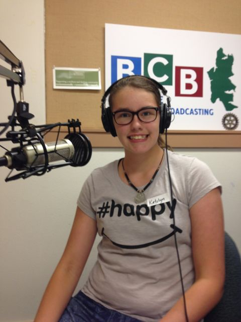 BCB's Teen Radio Camp <br>At Bainbridge Public Library