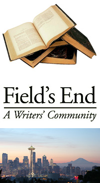 <i>Podcast: What's Up Bainbridge:</i> <br>Field's End October 18th Ann Hood talk on editing your own writing