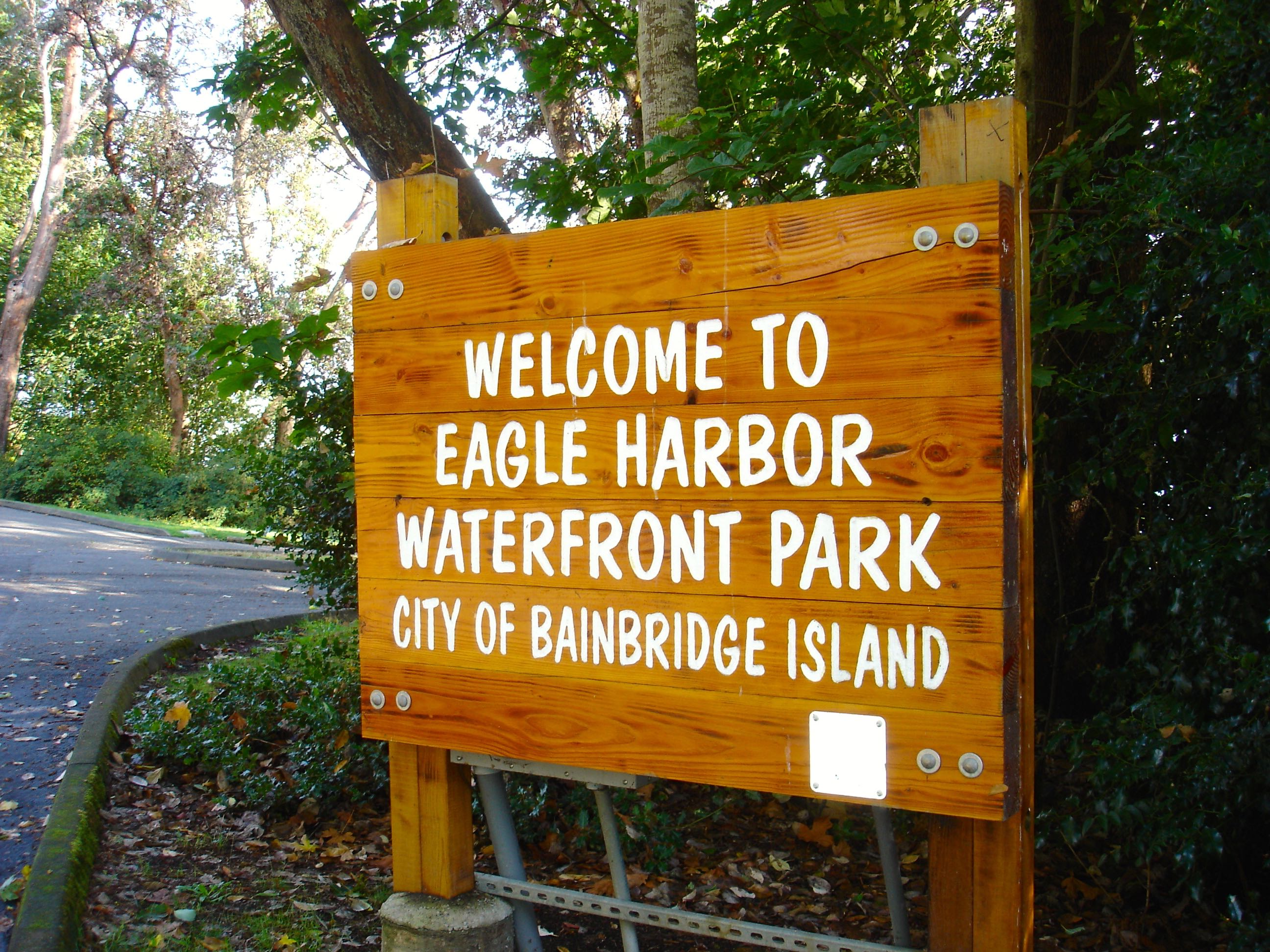 <i>Podcast: Community Cafe Bainbridge:</i> <br>City's proposal to improve Waterfront Park and City Dock