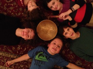 <i>Podcast: What's Up Bainbridge:</i> <br>Mindfulness for Kids taught at Bodhi Center on January 14