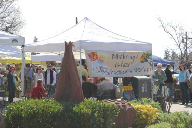 <i>Podcast: Tastes of Bainbridge:</i> <br>Farmers Market Delights September 26