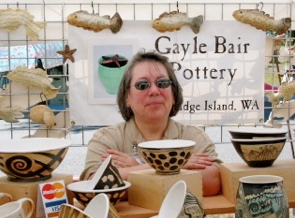 <i>Podcast: Tastes of Bainbridge:</i> <br>At the Farmers Market on Oct 17th with Gayle Bair