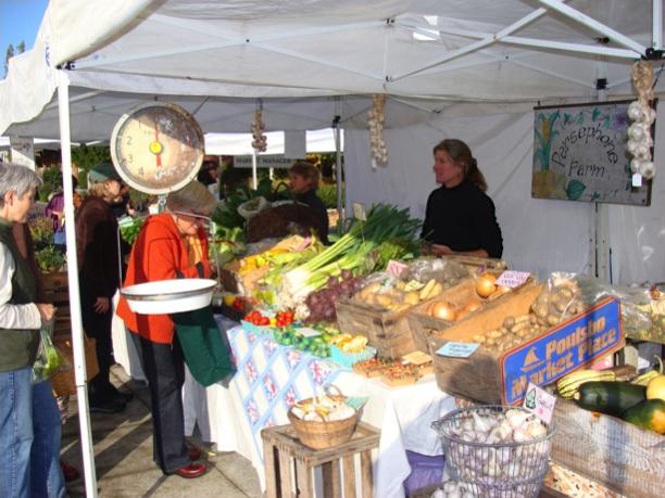 <i>Podcast: Tastes of Bainbridge:</i> <br> Farmers Market October 10