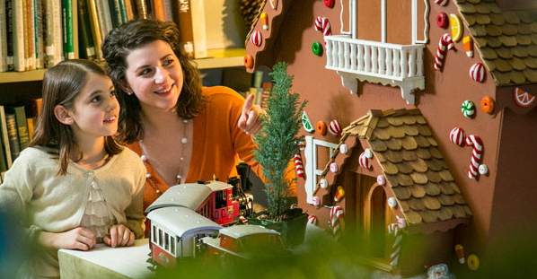 <i>Podcast: What's Up Bainbridge: </i><br>Holiday Village at Bloedel Tuesdays thru Sundays Dec. 12-Jan. 3