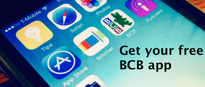 Click on image to learn how to listen to BCB