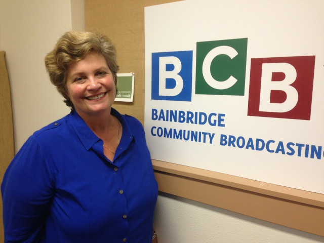 <i>Podcast: Community Cafe:</i> <br>Kathy Cook reflects on 20 years of service with the City