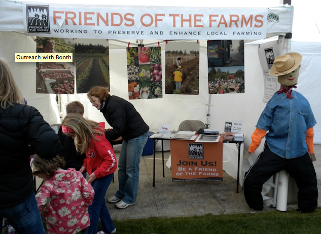 <i>Podcast: Tastes of Bainbridge: </i><br>Kevin Haggerty: Interim Director, <br>Friends of the Farms