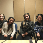 <i>Podcast: Bainbridge On Campus:</i><br>Girls playing the fastest sport on two feet