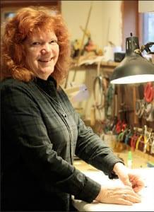 2016 Island Treasure award winner Denise Harris