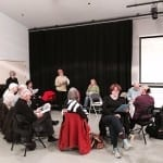 <i>Podcast: What's Up Bainbridge:</i> <br>New Reader's Theatre on Fridays at Waterfront Park