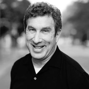 Mark Harvey Levine, of Los Angeles, professional playright and workshop trainer