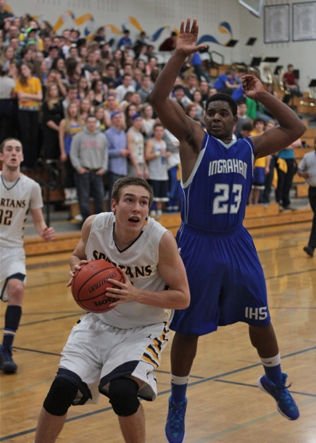 <i>Podcast: Bainbridge On Campus:</i> <br>Spartan Sports Showcase: Basketball Playoffs vs Nathan Hale