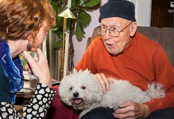 <i>Podcast: What's Up Bainbridge:</i> <br>Island Volunteer Caregivers (IVC) offers a joyful film series starting March 6th
