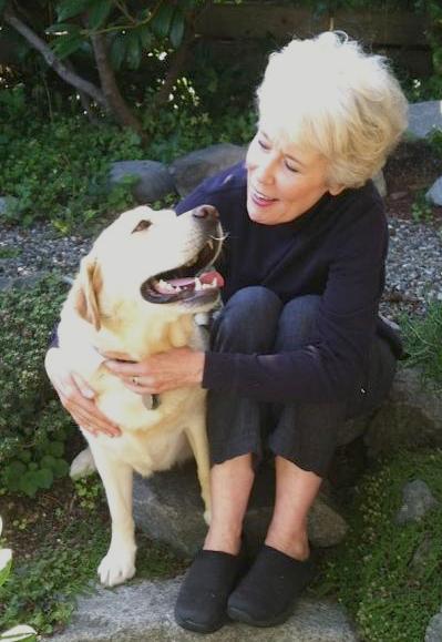 <i>Podcast: Who's On Bainbridge: </i><br>Kristin von Kreisler – author and animal rights advocate