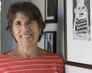 Author Natalie Goldberg (Photo Credit: Mitsue Nagase)