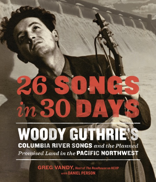 <i>Podcast: What's Up Bainbridge:</i> <br>KEXP music radio DJ commemorates Woodie Guthrie on May 1st