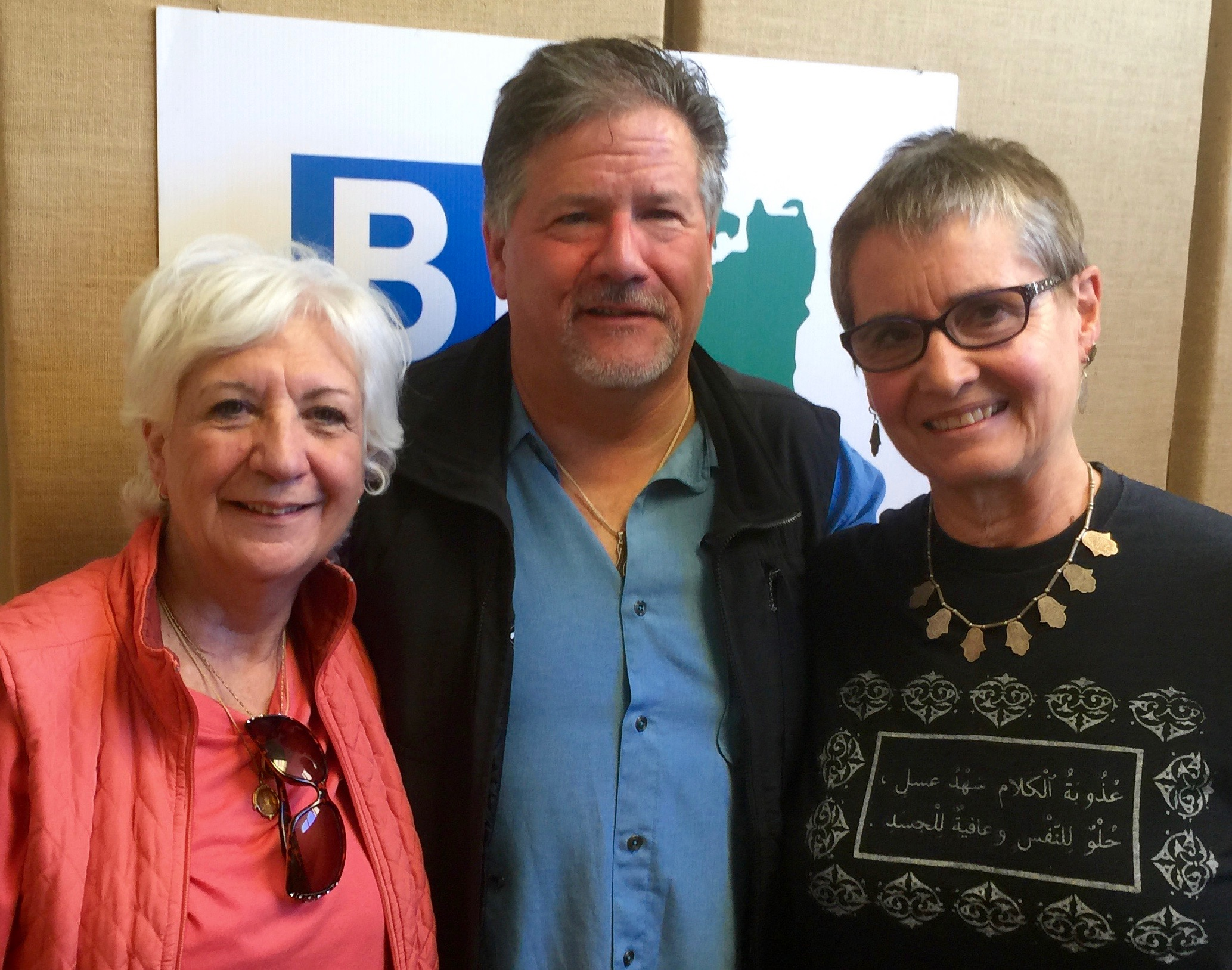 <i>Podcast: Community Cafe Bainbridge:</i> <br>What we on Bainbridge can do for refugees