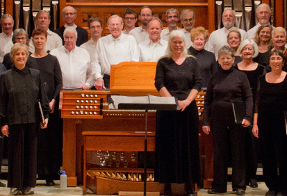 <i>Bainbridge Video Podcasts:</i> <br>Amabile Choir helps us celebrate the Grand Old Fourth