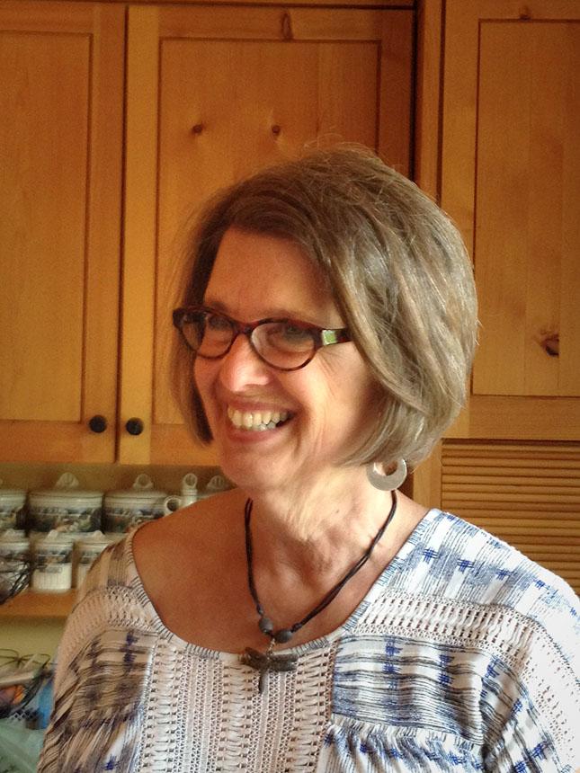 <i>Podcast: What's Up Bainbridge: </i><br>Claudia McKinstry Egg Tempera Demo at Bainbridge Arts & Crafts July 2