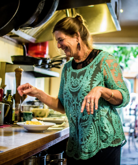<i>Podcast: Tastes of Bainbridge: </i><br>Chef and cookbook author Judith Weinstock