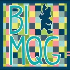 Jane's visit is arranged by the Bainbridge Island Modern Quilting Guild (BIMQG)
