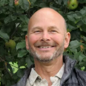 """G. Scott Brown, author of """"Active Peace: A Mindful Path to a Nonviolent World"""""""