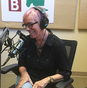 <i>Podcast: What's Up Bainbridge:</i> <br>Amy D'Apice at Bainbridge Arts & Crafts