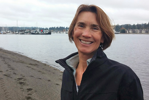 Barb Trafton, Executive Director, Bainbridge Island Parks Foundation