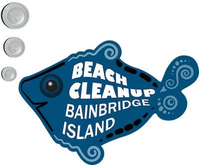 <i>Podcast: What's Up Bainbridge:</i> <br>Be part of the first local Islandwide beach cleanup on Sept 17th