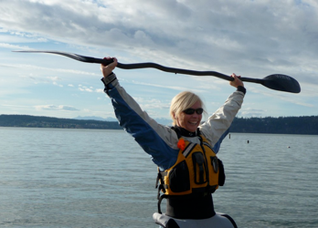 <i>Podcast: What's Up Bainbridge:</i> <br>Author offers slides and stories on kayaking 66 days solo to Alaska