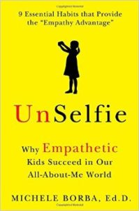 Michele Borba's newest book explains why empathy is such an important learnable trait for teens