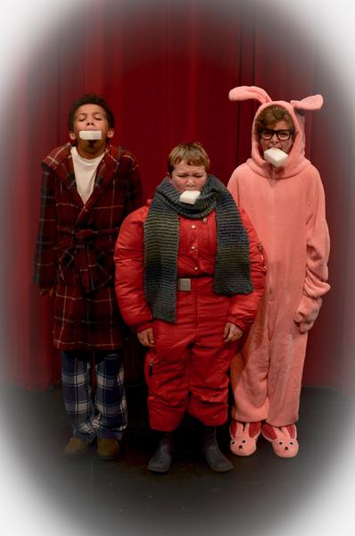 A Christmas Story Characters.Podcast What S Up Bainbridge A Christmas Story The