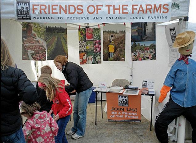 <i>Podcast: Tastes of Bainbridge: </i><br>Friends of the Farms has a new executive director