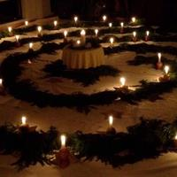 "<i>Podcast: What's Up Bainbridge:</i> <br>Dayaalu Center hosts nighttime solstice ""Spiral of Light"" on Dec 21st"