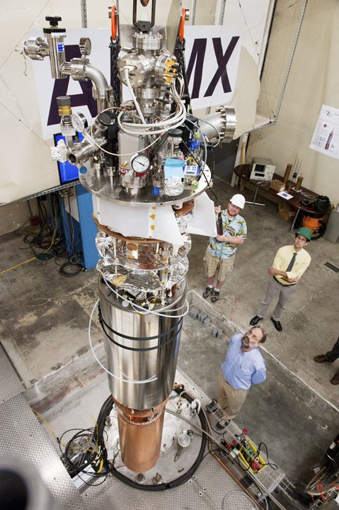 """<i>Podcast: What's Up Bainbridge:""""</i> <br>Experimental Cosmologist speaks on Jan 3rd on the stuff of the universe"""