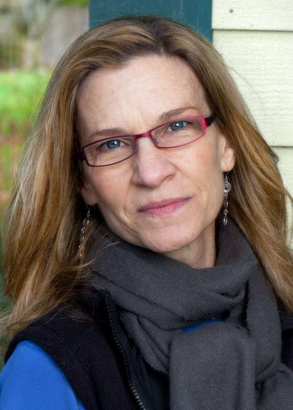 <i>Podcast: What's Up Bainbridge: </i><br>Author Margaret Combs at Eagle Harbor Books March 19