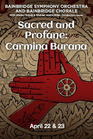 <i>Podcast: What's Up Bainbridge: </i>Carmina Burana comes to Bainbridge April 22, 23